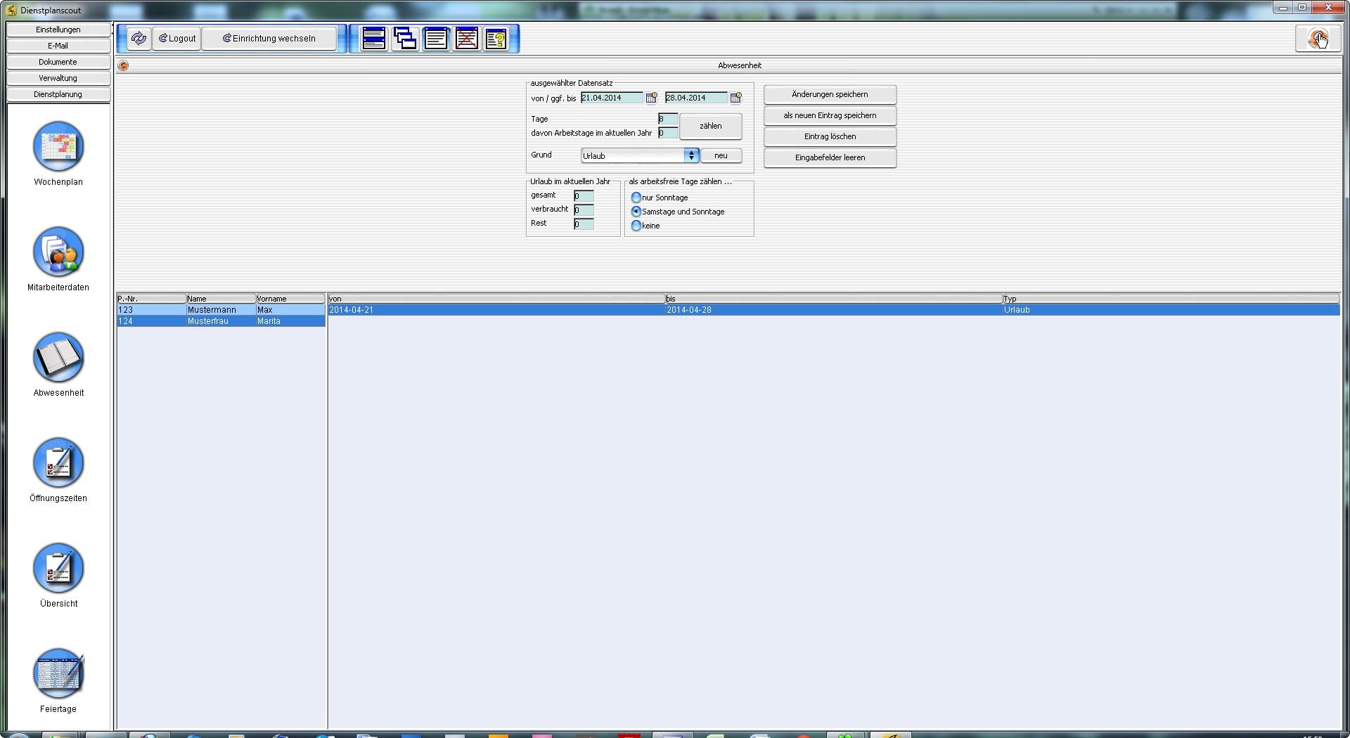 Küchendienst Büro ~ büro,office software,personaleinsatz,dienste planen,büropersonal,personal planen ebay